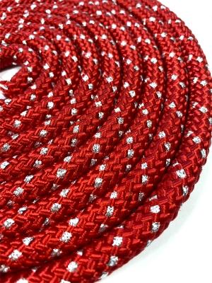 Скакалка Tuloni MetalLurex (Red)