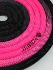 Скакалка Pastorelli, NewOrleans (4264), Pink x Black