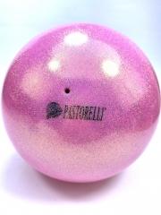 Мяч Pastorelli glitter (02447) Rossa Baby 18,5 см