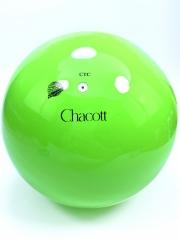 Мяч Chacott глянец (032) LimeGreen