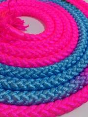Скакалка М-280TS Pink x LightBlue (P x LIBU)