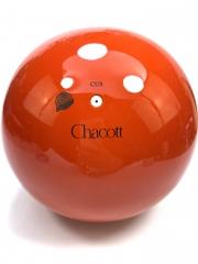 Мяч Chacott глянец (052) Red 18,5 см