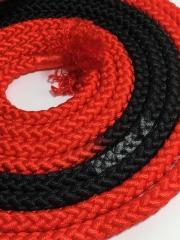 Скакалка М-280TS Red x Black (RxB)
