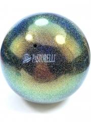 Мяч Pastorelli glitter (2408) Galaxy 18,5 см