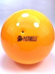 Мяч Pastorelli глянец (00002) Arancio 18,5 см