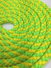 Скакалка МJ-243 MuskatGreen x Yellow (MAGxKEY)