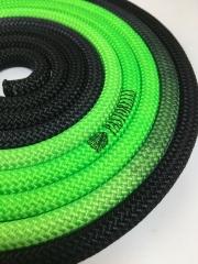 Скакалка Pastorelli, NewOrleans (4265), Green x Black