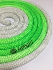 Скакалка Pastorelli, NewOrleans (4271), Green x White