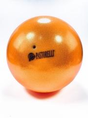 Мяч Pastorelli glitter (00028) Arancio 18,5 см
