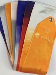 Лента Chacott (Градация) (Fire Orange (784) - 6