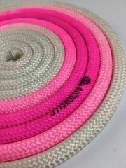Скакалка Pastorelli, NewOrleans (4269), Pink x White