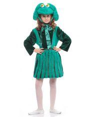 Жабка - девочка шляпа