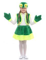 Жабка - девочка перчатки