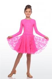 Бейсик 831, розовый