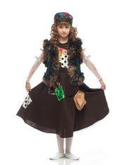 Баба-Яга платье