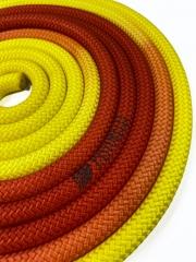 Скакалка Pastorelli, NewOrleans (4263), Yellow x Orange x Red