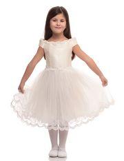 Платье Снежка фатин