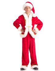 Санта Клаус красный