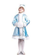 Снегурочка голубая с муфтой